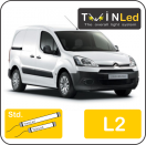 "00-01-121.2 TwinLed Citroën Berlingo L2 12v. std. set <font size=""4"" color=""#5A5097"">TwinLed professional vehicle lighting</font>