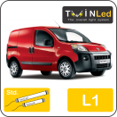 "00-02-311.2 TwinLed Fiat Fiorino L1 12v. std. set <font size=""4"" color=""#5A5097"">TwinLed professional vehicle lighting</font>