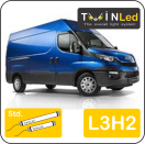 "00-05-132.2 TwinLed Iveco New Daily L3H2 12v. std. set <font size=""4"" color=""#5A5097"">TwinLed professional vehicle lighting</font>