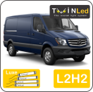 "00-06-222.4 TwinLed Mercedes Sprinter L2H2 12v. luxe set <font size=""4"" color=""#5A5097"">TwinLed professional vehicle lighting</font>