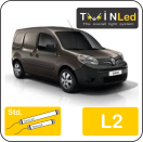 "00-10-121.2 TwinLed Renault Kangoo L2 12v. std. set <font size=""4"" color=""#5A5097"">TwinLed professional vehicle lighting</font>