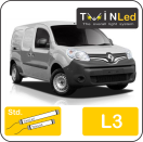 "00-10-131.2 TwinLed Renault Kangoo L3 12v. std. set <font size=""4"" color=""#5A5097"">TwinLed professional vehicle lighting</font>