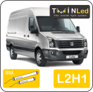"00-12-221.2 TwinLed Volkswagen Crafter L2H1 12v. std. set <font size=""4"" color=""#5A5097"">TwinLed professional vehicle lighting</font>