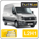 "00-12-221.4 TwinLed Volkswagen Crafter L2H1 12v. luxe set <font size=""4"" color=""#5A5097"">TwinLed professional vehicle lighting</font>