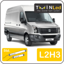"00-12-223.2 TwinLed Volkswagen Crafter L2H3 12v. std. set <font size=""4"" color=""#5A5097"">TwinLed professional vehicle lighting</font>