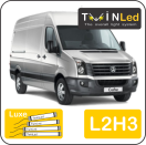 "00-12-223.4 TwinLed Volkswagen Crafter L2H3 12v. luxe set <font size=""4"" color=""#5A5097"">TwinLed professional vehicle lighting</font>