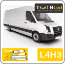 "00-12-243.4 TwinLed Volkswagen Crafter L4H3 12v. luxe set <font size=""4"" color=""#5A5097"">TwinLed professional vehicle lighting</font>