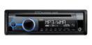 "01-02-002.0 Clarion CZ102E - 1-Din CD/MP3/WMA receiver - blue display <font size=""3"" color =""#5A5097"">Play MP3 and WMA for your in-car entertainment.</font>