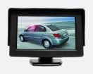 "04-04-025.0 4,3"" 2-CH car monitor <font size=""3"" color=""#5A5097""><i>Specificaties:</font></i>
